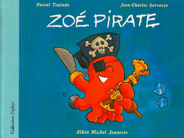 Zo� pirate